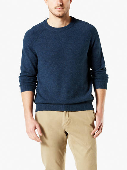 Whistle Patch Sweater