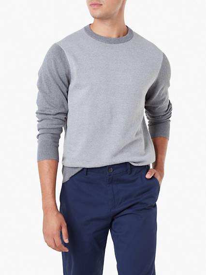 Cotton Crew Sweater
