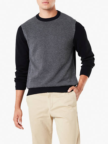 Cotton Crew Sweater