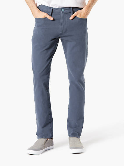 Smart 360 Flex Jean Cut, Skinny Fit - Garment Dye
