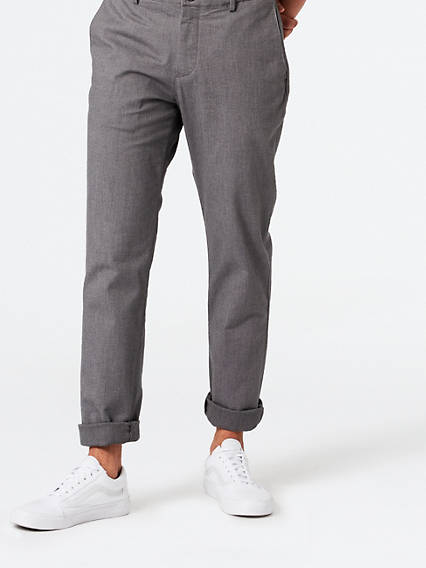 Alpha Refined Chino New Tapered - Yds