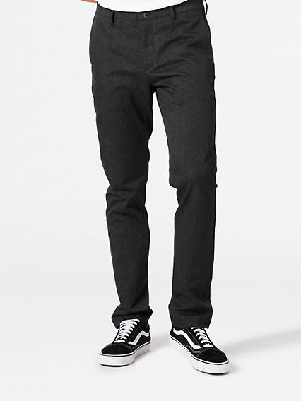 Alpha Refined Chino, New Tapered Fit - Yarn Dyes