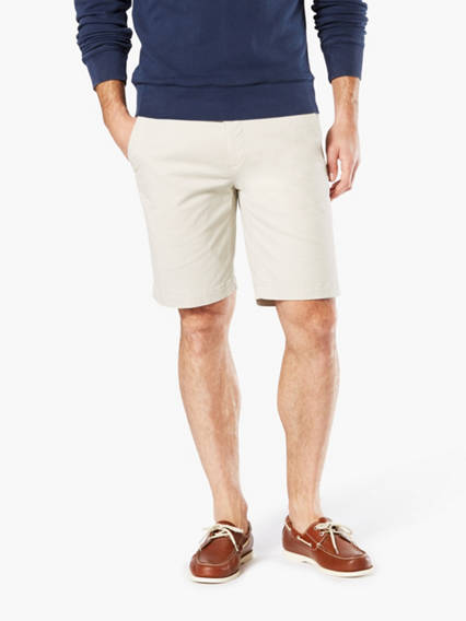Downtime Khaki Shorts With Smart 360 Flex™