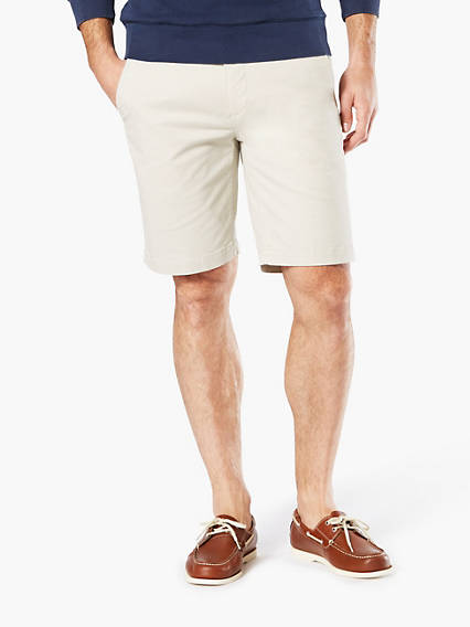 Downtime Khaki Short With Smart 360 Flex