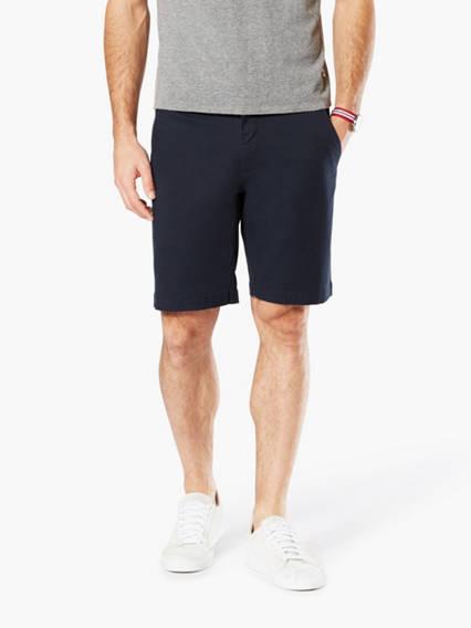 Downtime Khaki Shorts With Smart 360 Flex™