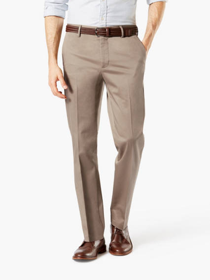 Ultimate Iron Free Khaki Pants, Slim Tapered Fit