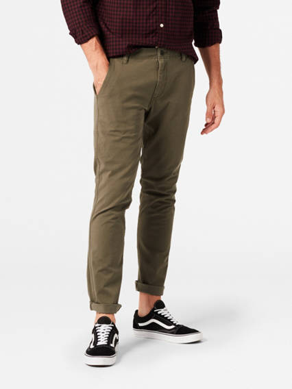 Downtime Khaki Pants with Smart 360 Flex, Skinny Fit