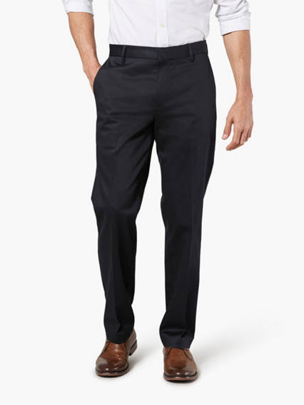 Dockers® Alpha Iron Free Khaki Pants, Straight Fit