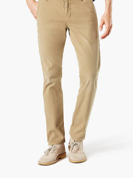 Alpha Chino, New Tapered Fit - Mason Wash