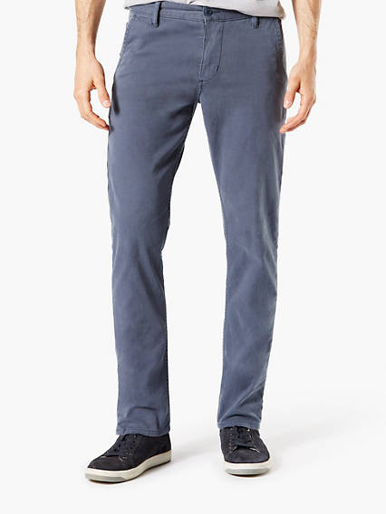Alpha Chino New Tapered - Mason Wash