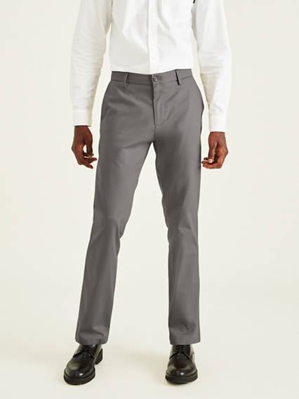 Signature Khaki Pants, Straight Fit