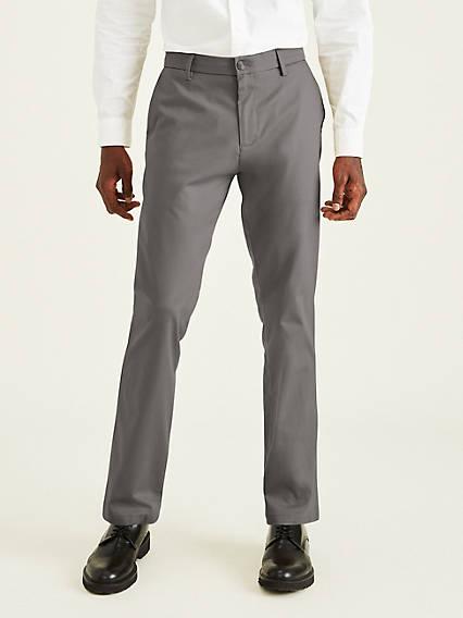 Signature Khaki, Straight Fit