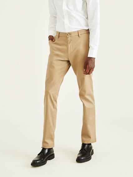 Men's Signature Khaki Pants, Straight Fit