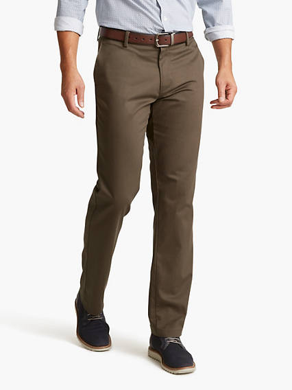 Signature Khaki, Straight Fit