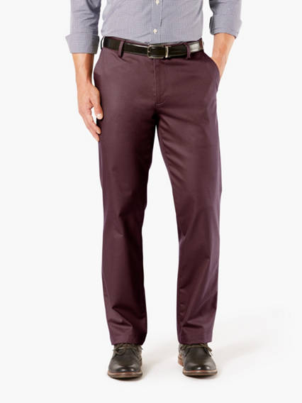 Signature Khaki Pants, Straight Fit