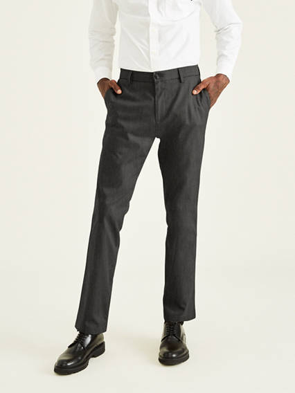 Standard Refined Chino, Straight Fit - Stretch Twill