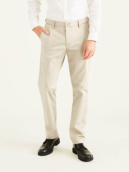 Signature Khaki, Slim Fit