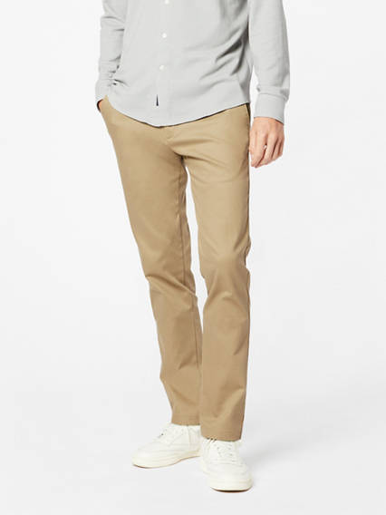 Signature Khaki Pants, Slim Fit