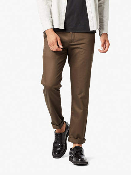 Signature Chino, Slim Fit - Creaseless