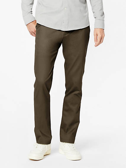 Signature Khaki, Slim Fit