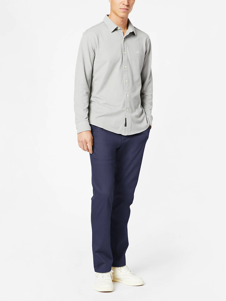 Dockers Men's Slim Fit Signature Khakis