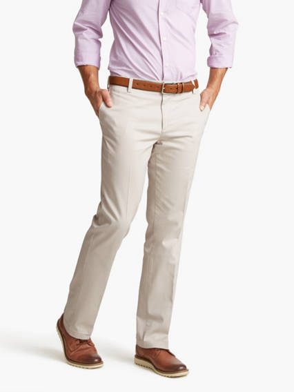 Men's Signature Khaki Pants, Straight Fit