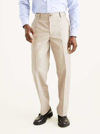 Signature Khaki Pants, Classic Fit