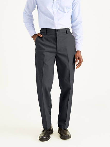Men's Signature Khaki Pants, Classic Fit