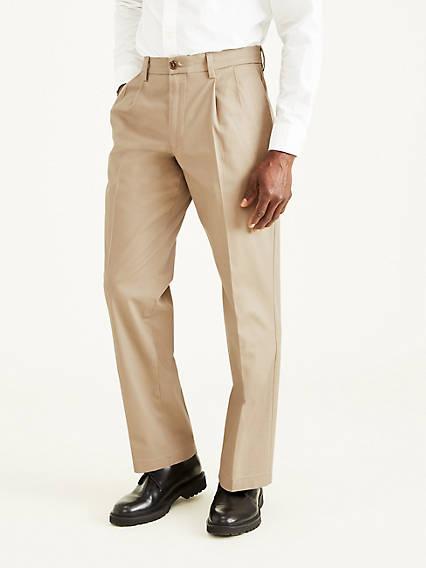 Signature Khaki Pleat, Classic Fit