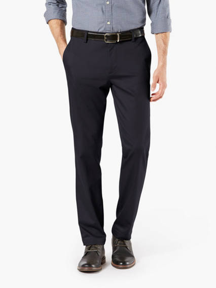 Big & Tall Signature Khaki Pants, Modern Taper Fit