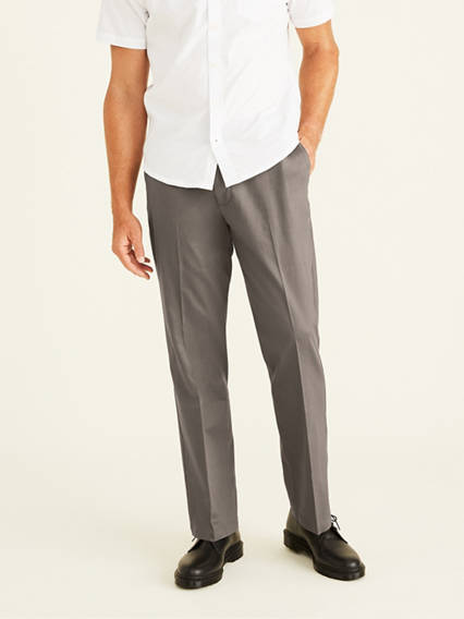Men's Big & Tall Signature Khaki Pants