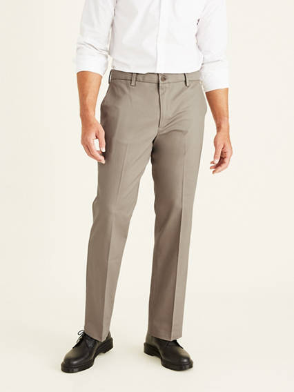 Big & Tall Signature Khaki Pants, Classic Fit