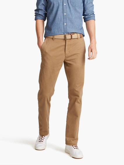 Men's Original Khaki Pants, Slim Tapered Fit
