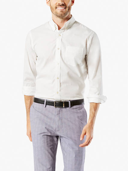 Signature Comfort Flex Shirt, Standard Fit