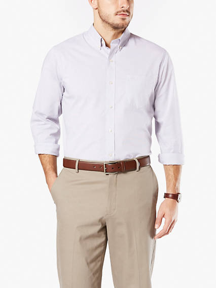 Soft No Wrinkle Shirt, Standard Fit