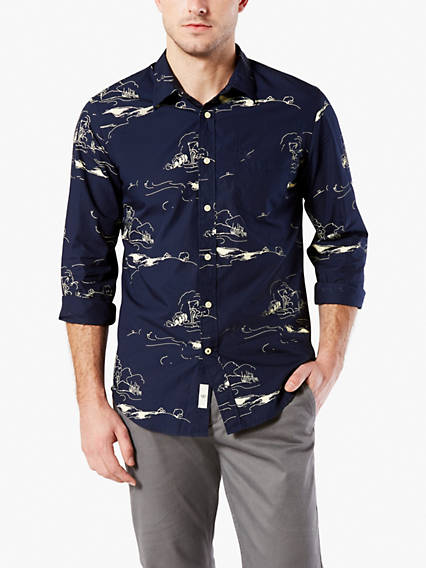 Laundered Shirt