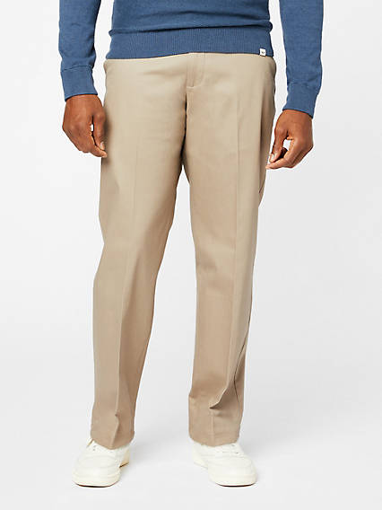Signature Khaki, Relaxed Fit