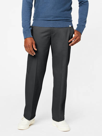 Men's Signature Khaki Pants, Relaxed Fit