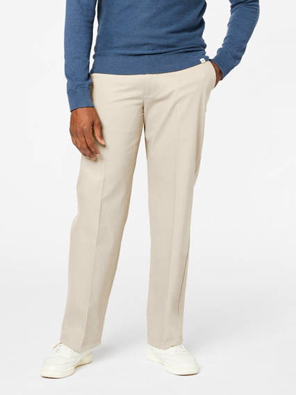 Signature Khaki Pants, Relaxed Fit