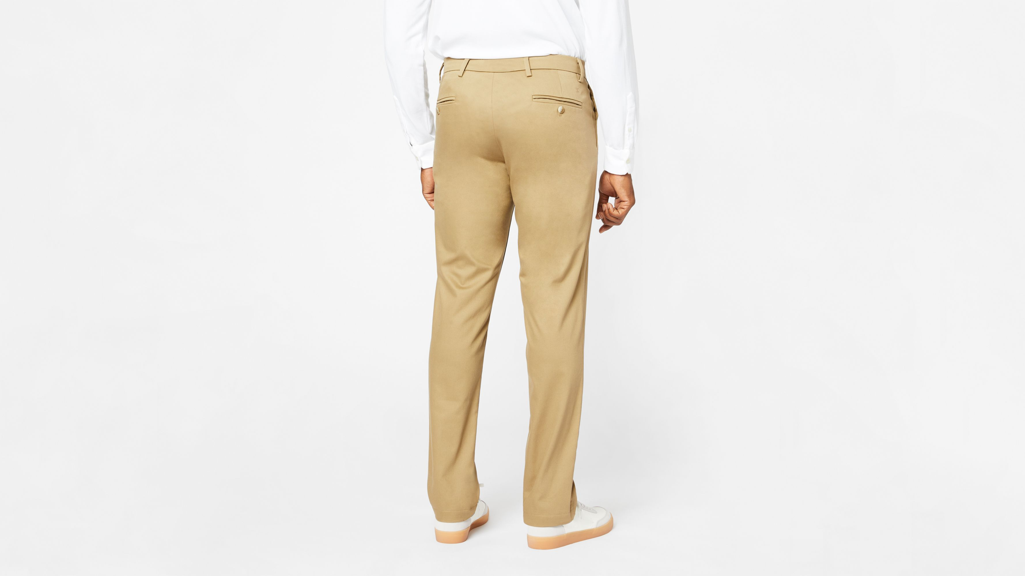 364a3f4013691f Signature Khaki Pants, Athletic Fit - Tan 679760004 | Dockers® US