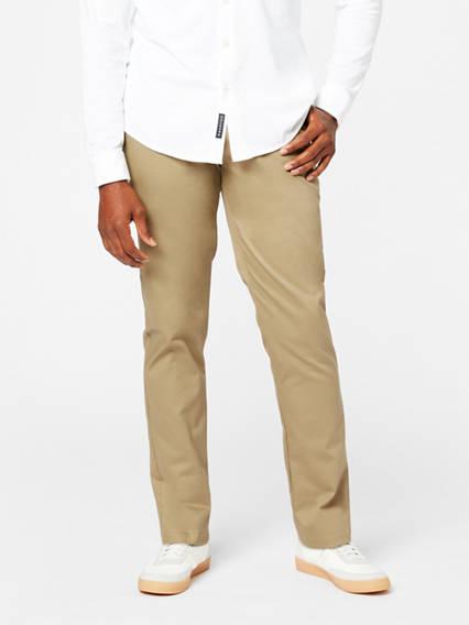 Men's Signature Khaki Pants, Athletic Fit