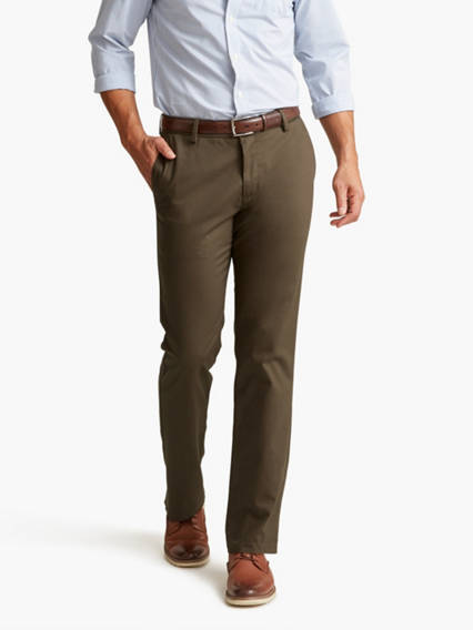Signature Khaki Pants, Athletic Fit