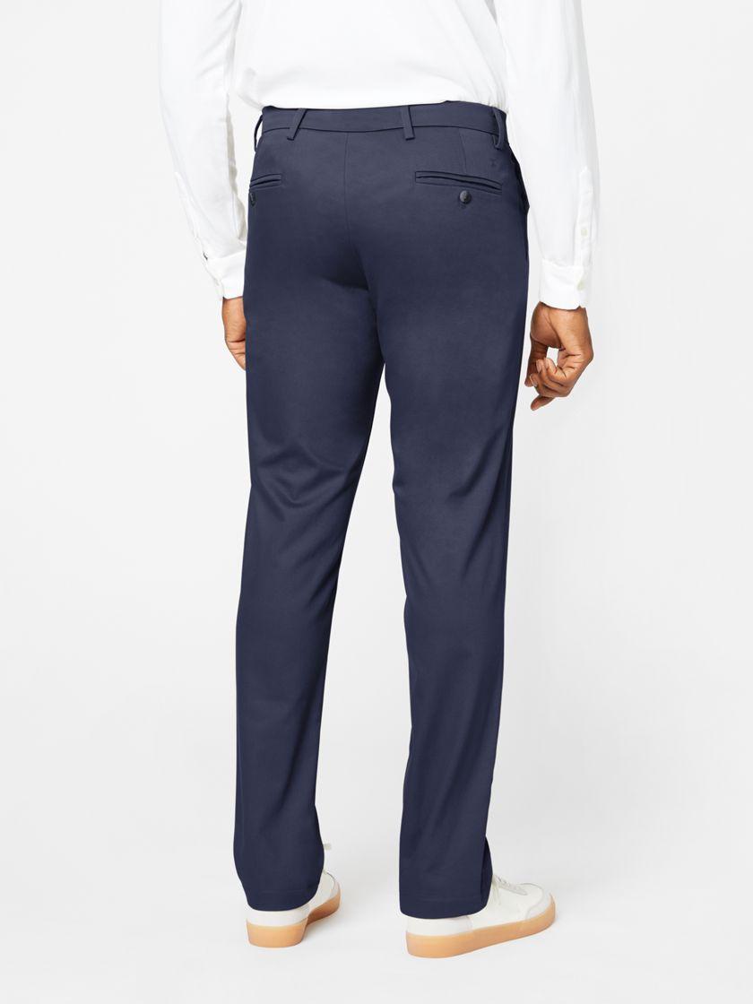 Signature Khakis, Athletic Fit - Blue 679760006 | Dockers® US