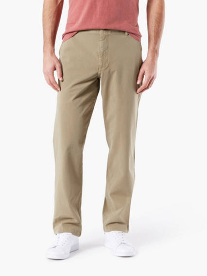 Downtime Khaki Pants with Smart 360 Flex, Classic Fit