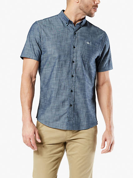 Icon Button-Up Shirt