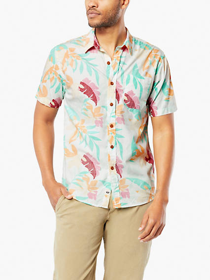 Resort Shirt, Button-Up