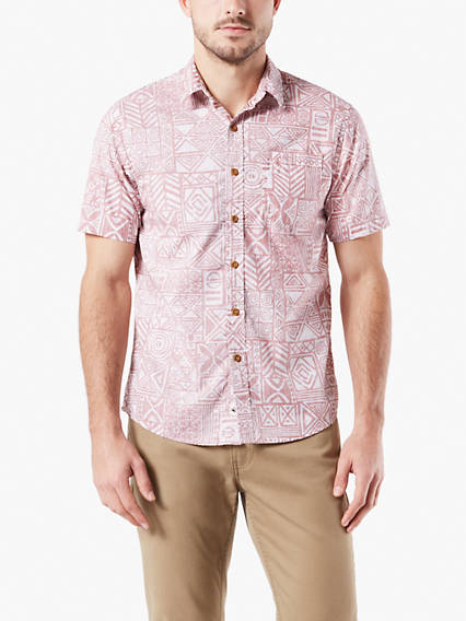 Resort Button-Up Shirt