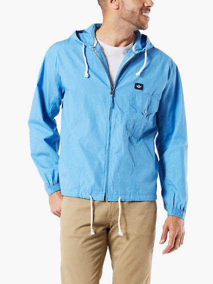 Men's Cotton Windbreaker