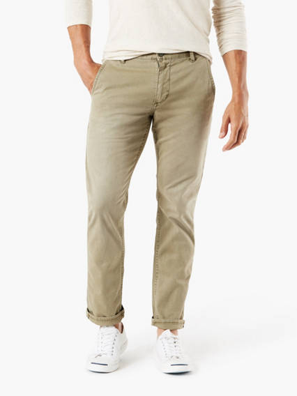 Dockers® Alpha Khaki Seaworn Pants, Slim Fit