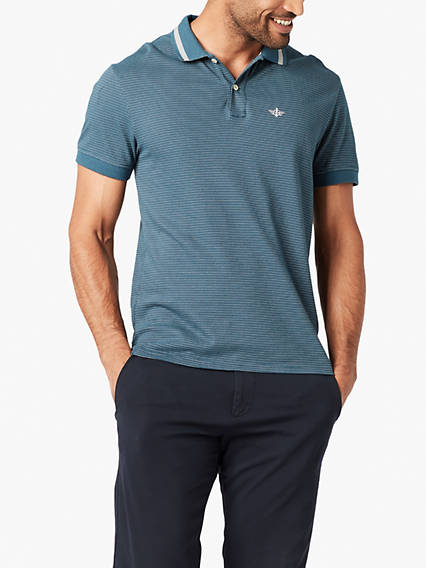 c6413a0d Men T-shirts & Polos Tops | Dockers® GB